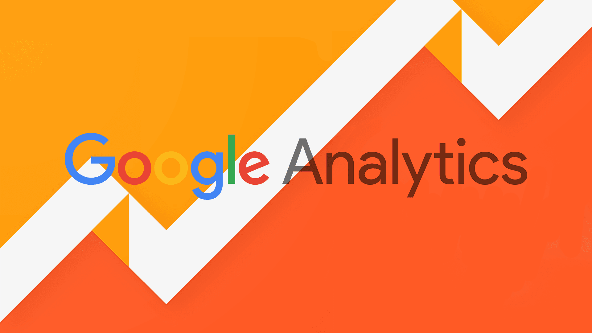 Google analytics - naranja