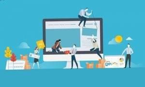 diseño web en valencia - trabajo en equipo