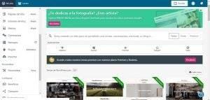 diseño web en valencia - personalizar