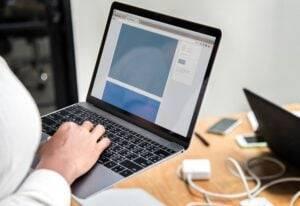 diseño web valencia - ordenador