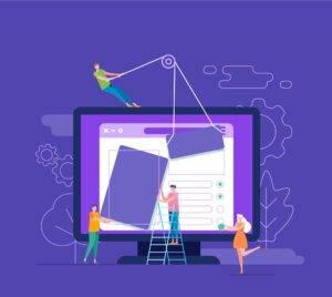 diseño web valencia - Diseñando ordenador