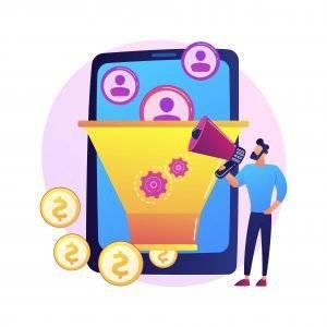 agencia de marketing en valencia - Embudo de ventas