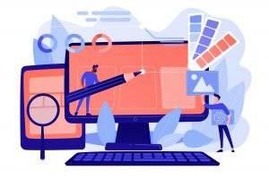 diseño de página web para negocios - planeación-